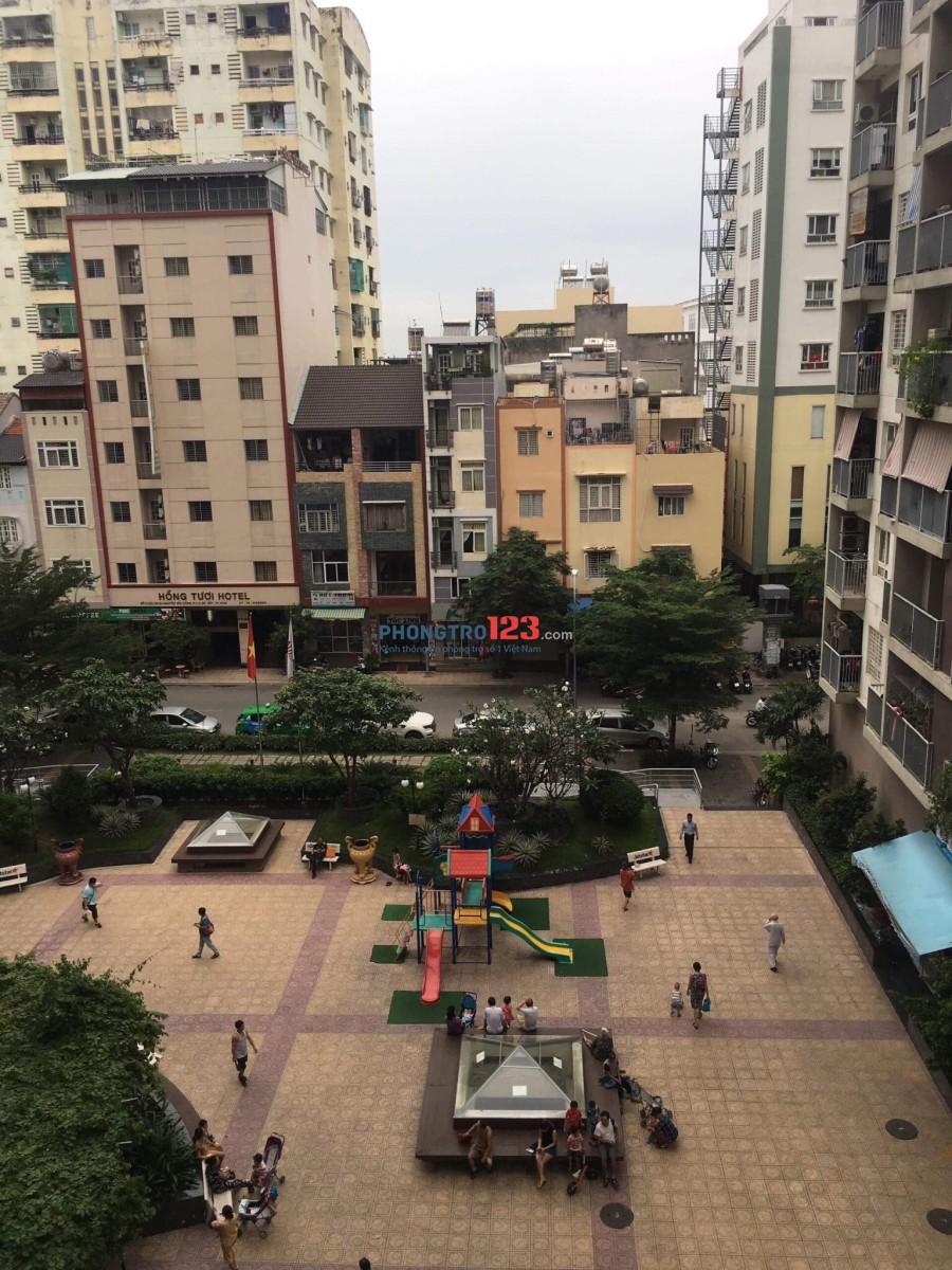 Share phòng Chung cư Hà Đô-Nguyễn Văn Công