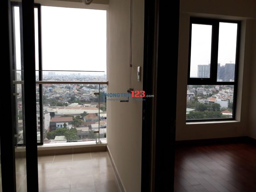 Cho thuê căn hộ mặt tiền Mai Chí Thọ, quận 2, vừa ở vừa làm văn phòng, DT 44m2, 1PN, 10tr/tháng