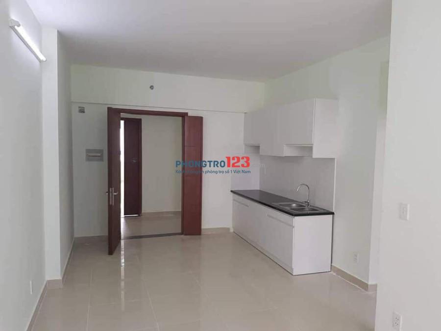 Cho thuê căn hộ Topaz Home mới 100%