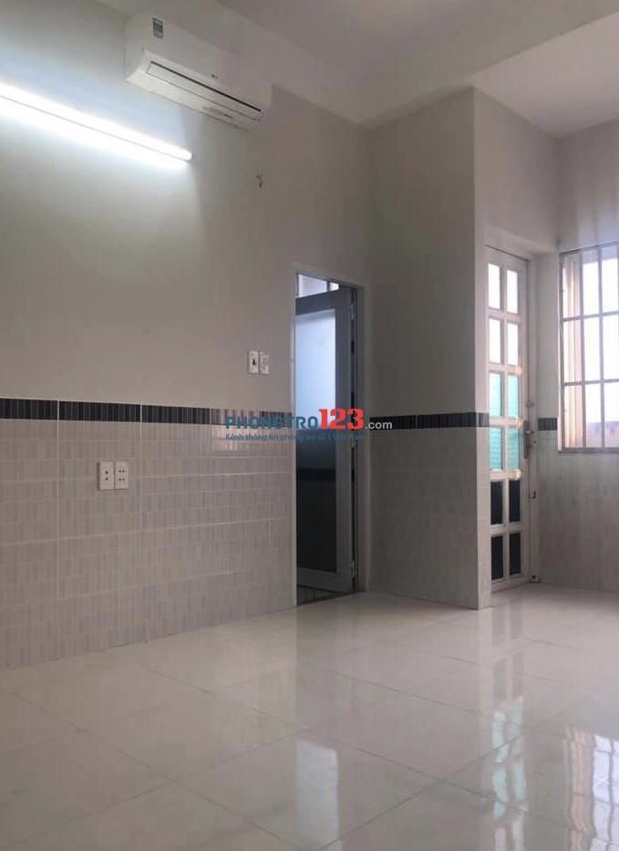 Phòng trọ đường số 5, Quận Gò Vấp 19m² khu an ninh