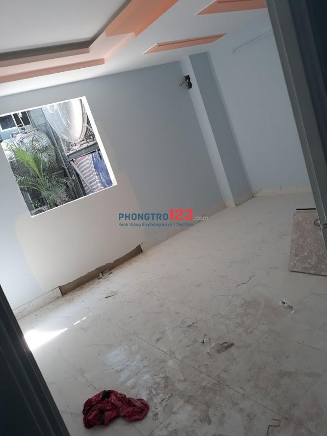 Cho thuê phòng trọ cao cấp mới xây quận Gò Vấp