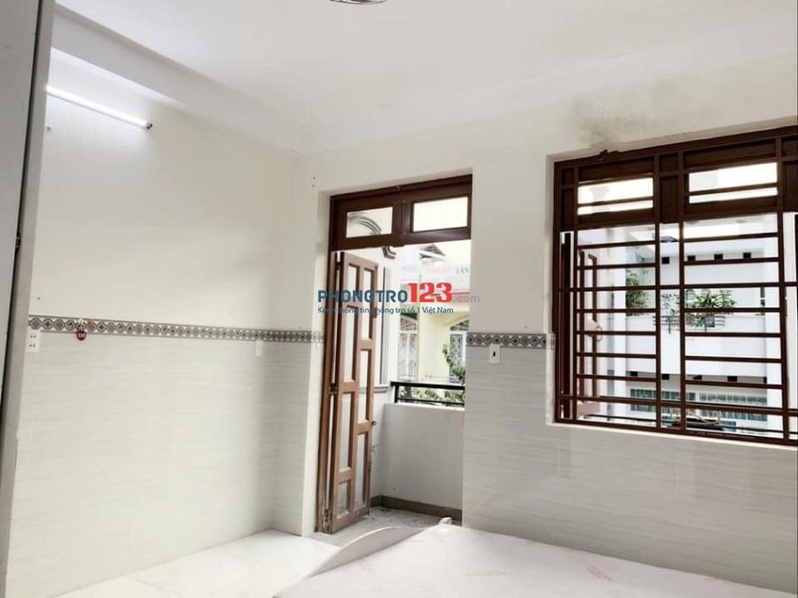 Phòng trọ mini mới xây đường Dương Quảng Hàm, tự do
