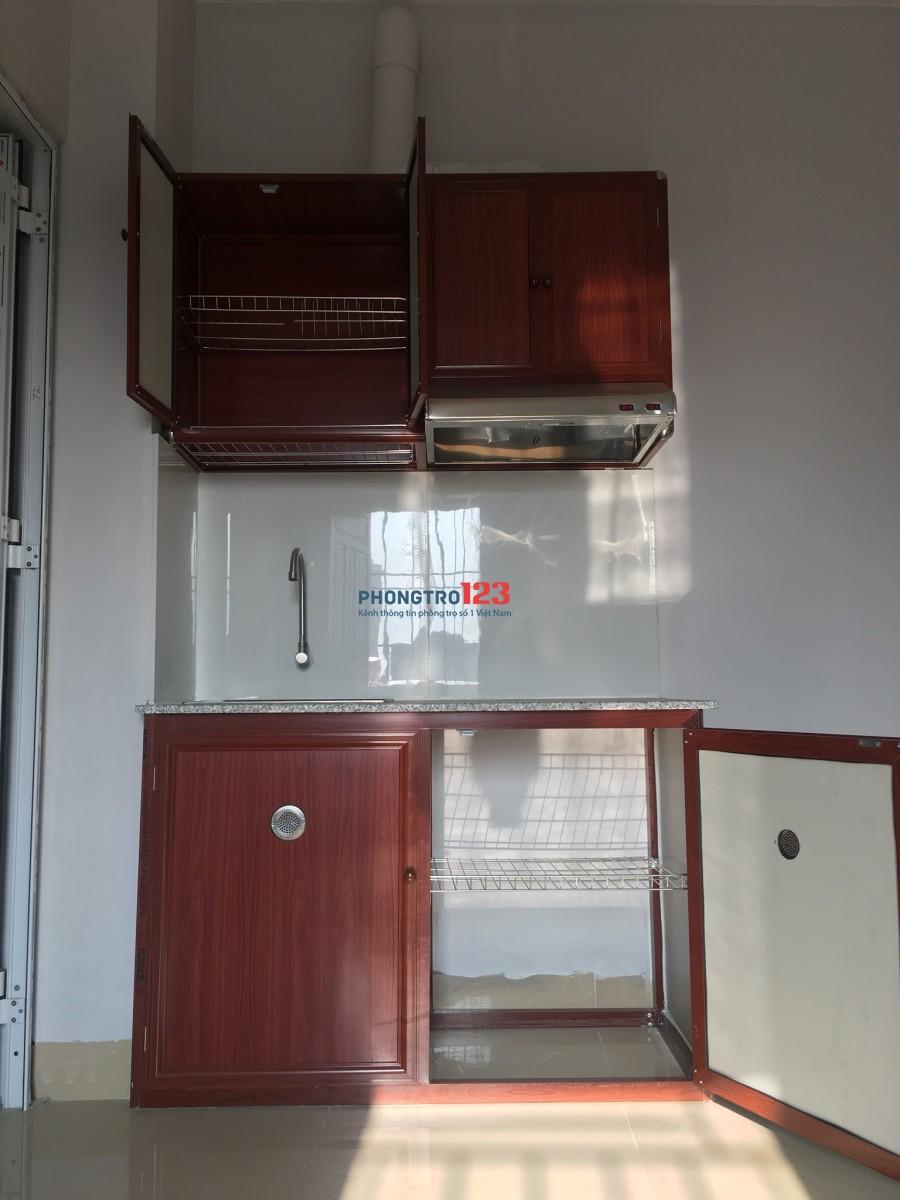 Cho thuê CCMN khu Mễ Trì Thượng đầy đủ tiện nghi, oto đỗ tận cửa