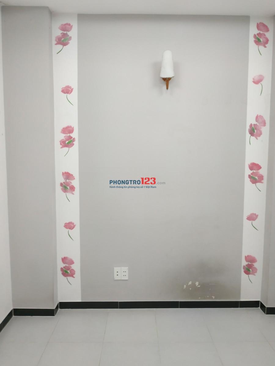 Cho thuê phòng máy lạnh free wifi dành cho nữ mát mẻ phòng trung tâm Phú Nhuận gần sài gòn ở 1 ,2 người