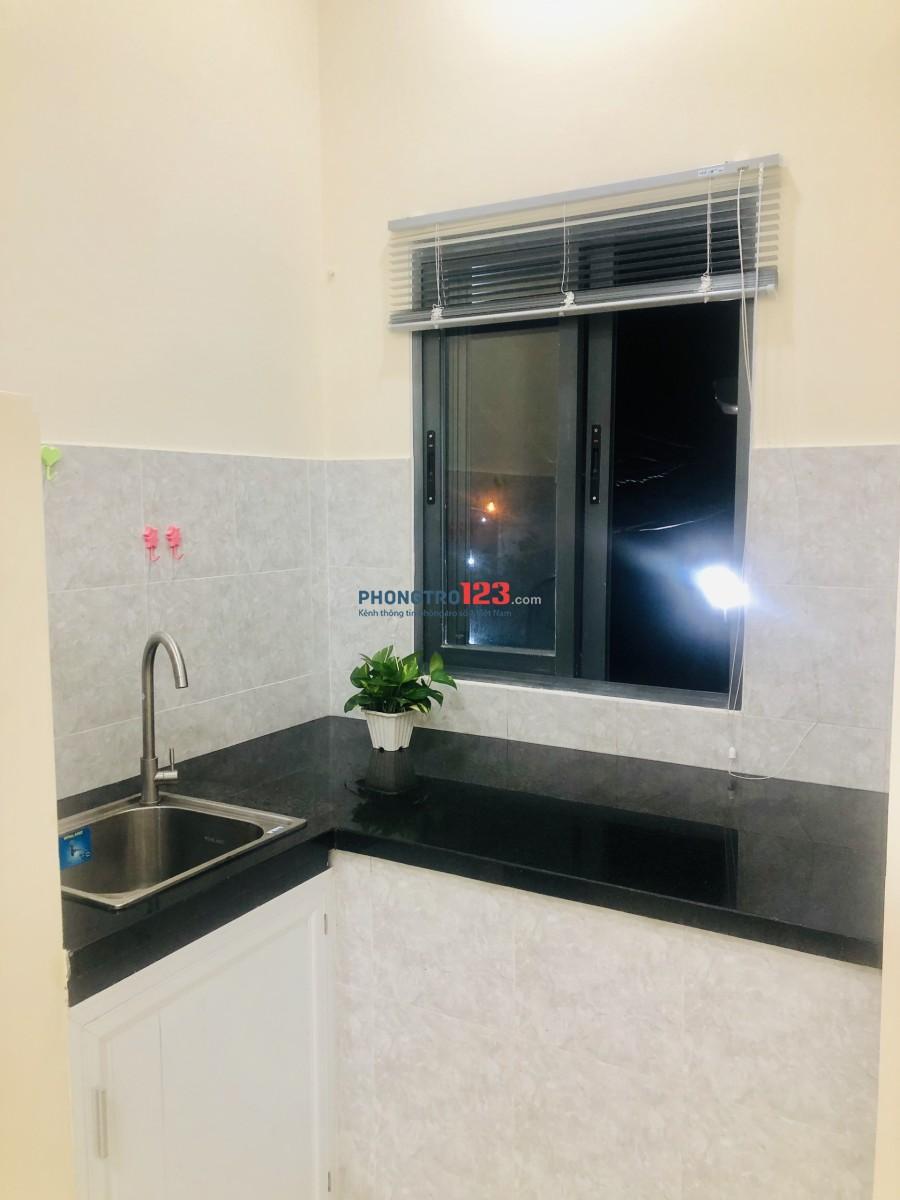 Cho thuê căn hộ mini 30m2, full nội thất, gần sân bay - 6,5tr/tháng