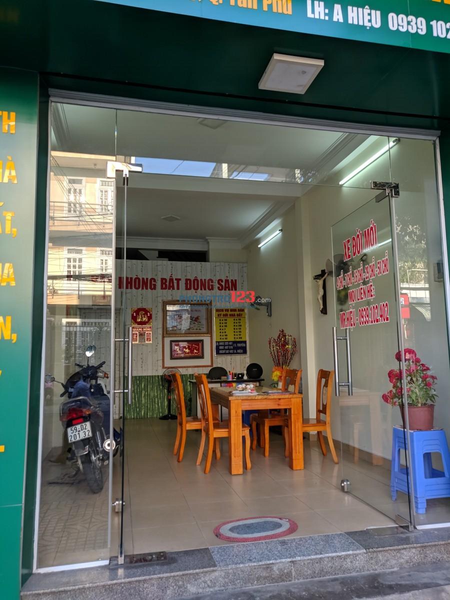 Cho thuê nhà MT nguyên căn chính chủ Q.Tân Phú