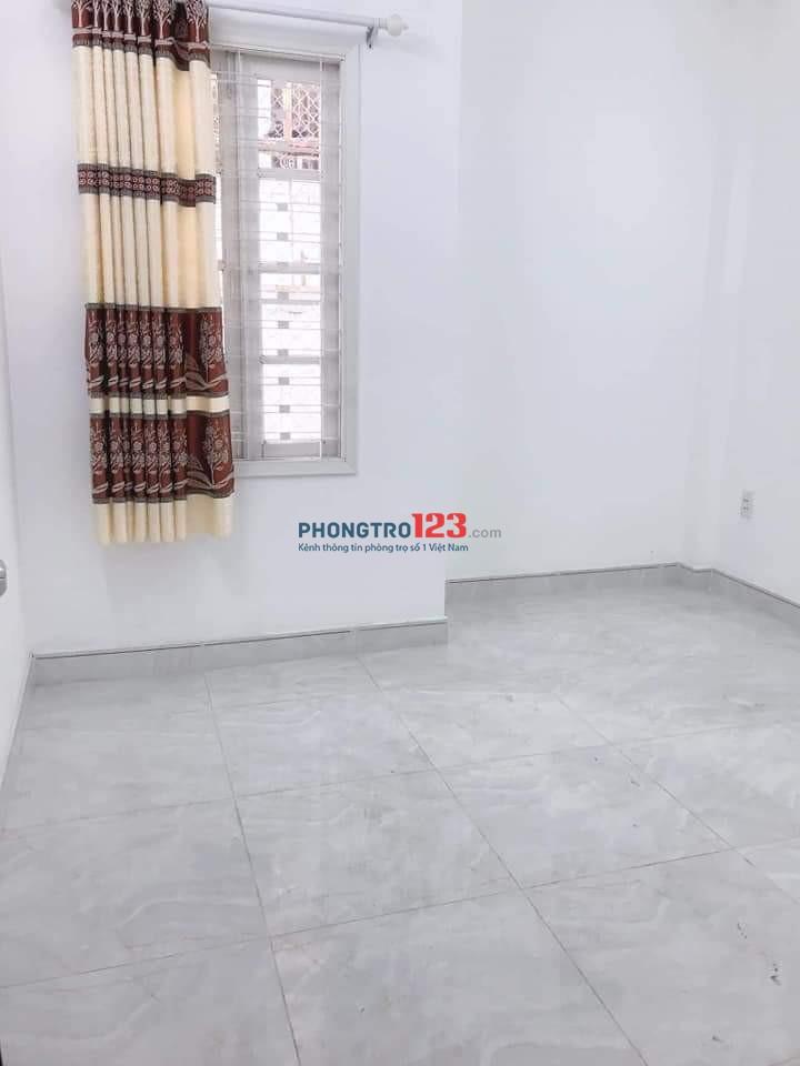 Phòng trọ mới xây thoáng mát đường Lê Thị Hồng, quận Gò Vấp