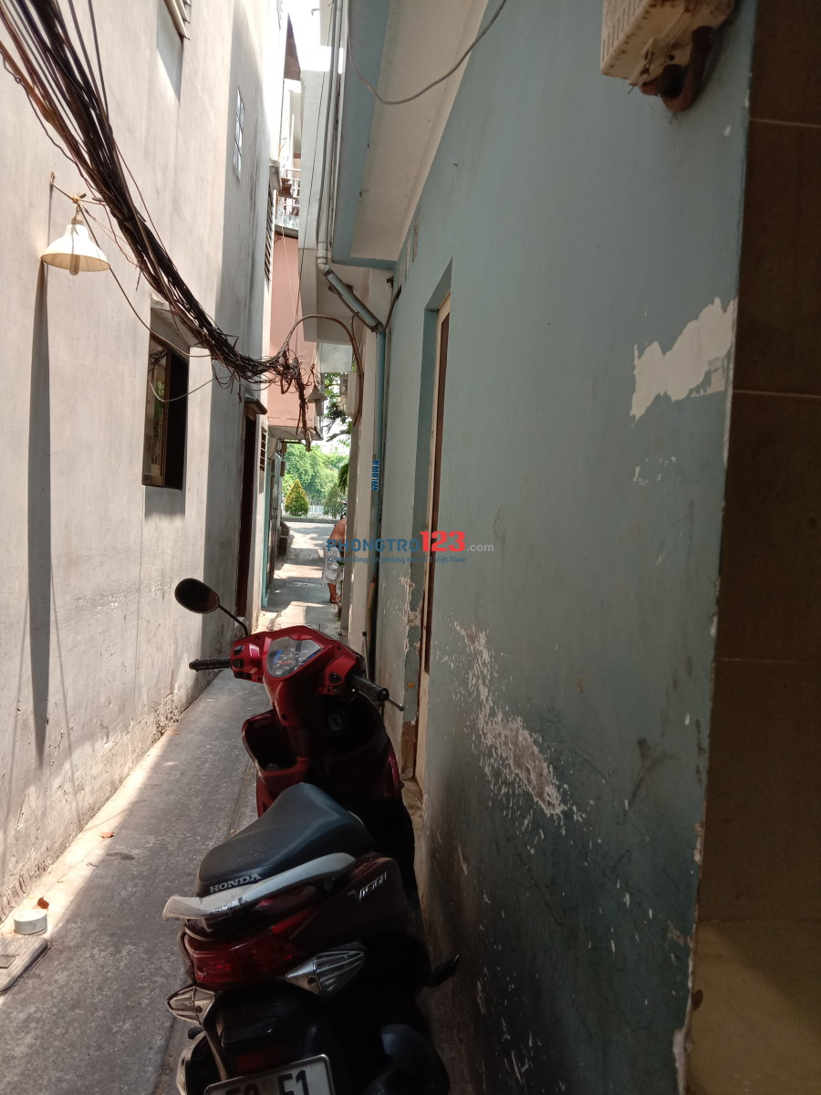 Nhà Homestay ít người Q.1, Trần Quang Khải, Tân Định, chỉ cần xách va-li vô ở
