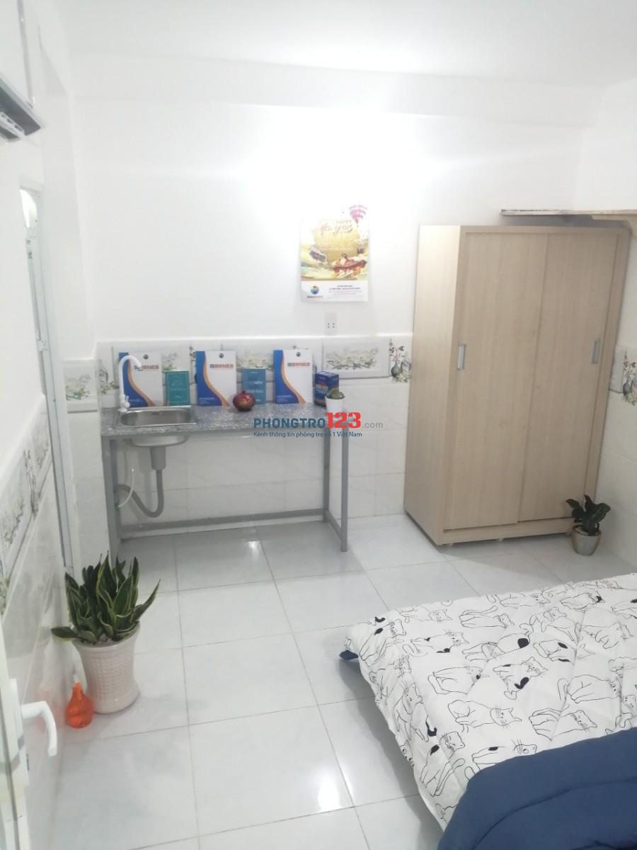 Căn hộ mini mới xây, sạch sẽ, thoáng mát Nguyễn Oanh