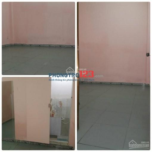 Phòng trọ giá rẻ ở đường Hậu Giang, phường 4, Tân Bình