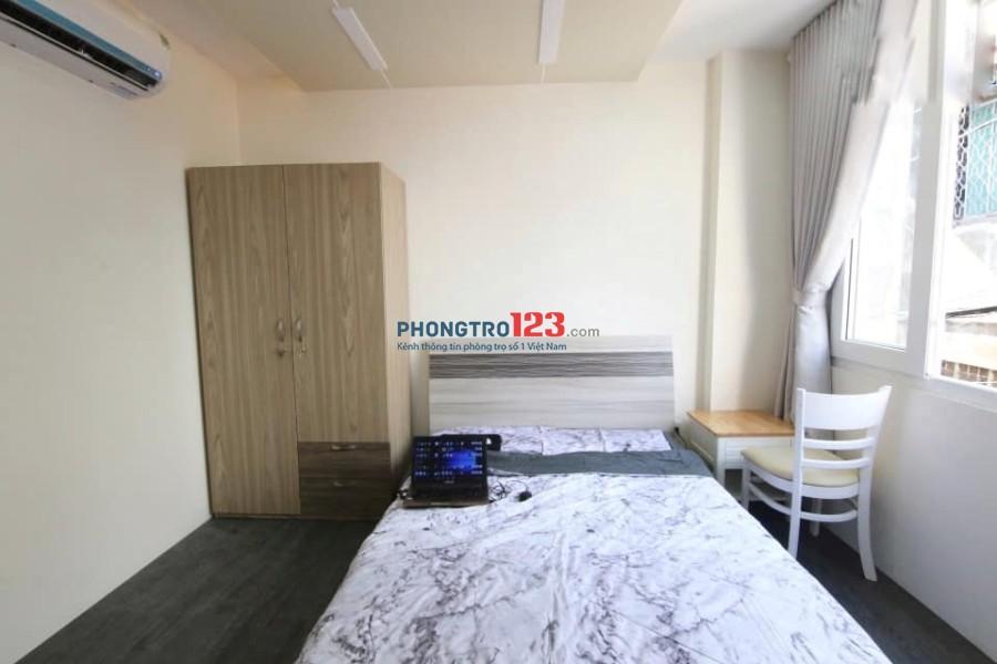 Phòng trọ dịch vụ cao cấp, sang đẹp như khách sạn, đầy đủ nội thất