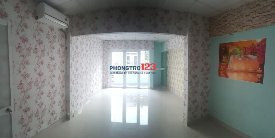 Phòng máy lạnh 32m², HXH, Lê Văn Thọ, Gò Vấp