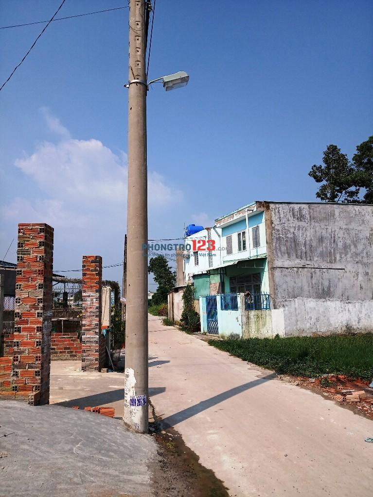 Phòng trọ mới xây gần chợ Mỹ Hạnh Nam, 700k, Wifi miễn phí, 0902775658