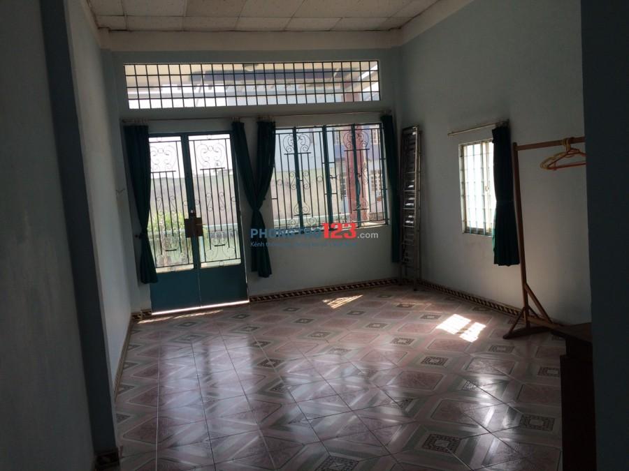 Nhà cho thuê nguyên căn 72m2, Lê Đức Thọ, Gò Vấp
