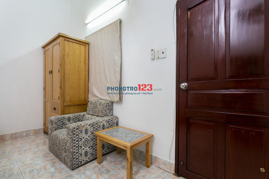 Phòng 30m2- 7,5tr tiện nghi đầy đủ, free tất cả dịch vụ, ngay Saigonpearl Q.1