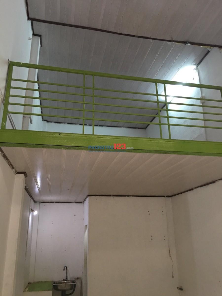 Phòng trọ phường 3, Gò Vấp, khu dân cư an ninh, gần trường