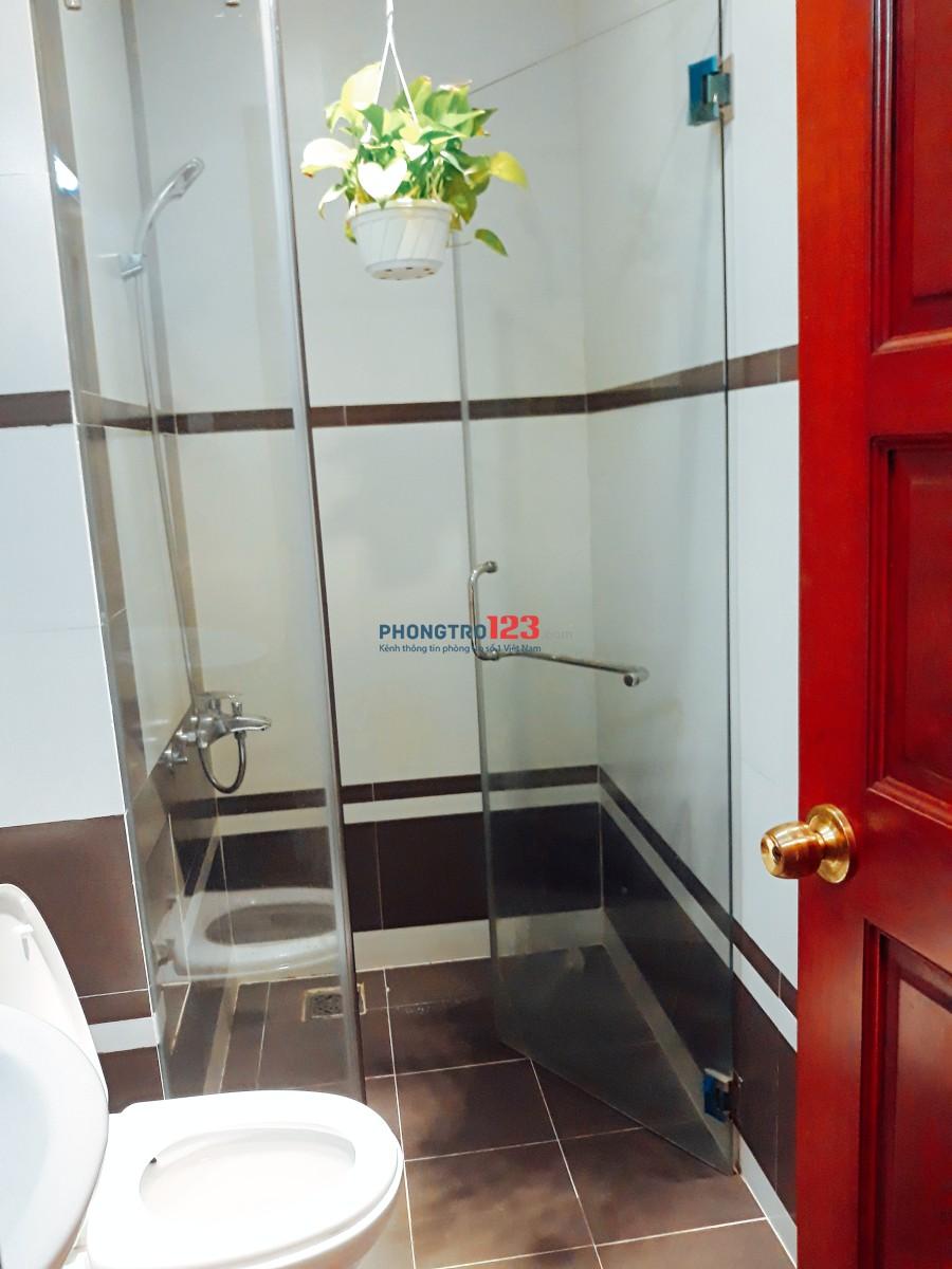Cho thuê phòng trọ siêu đẹp Gò Vấp