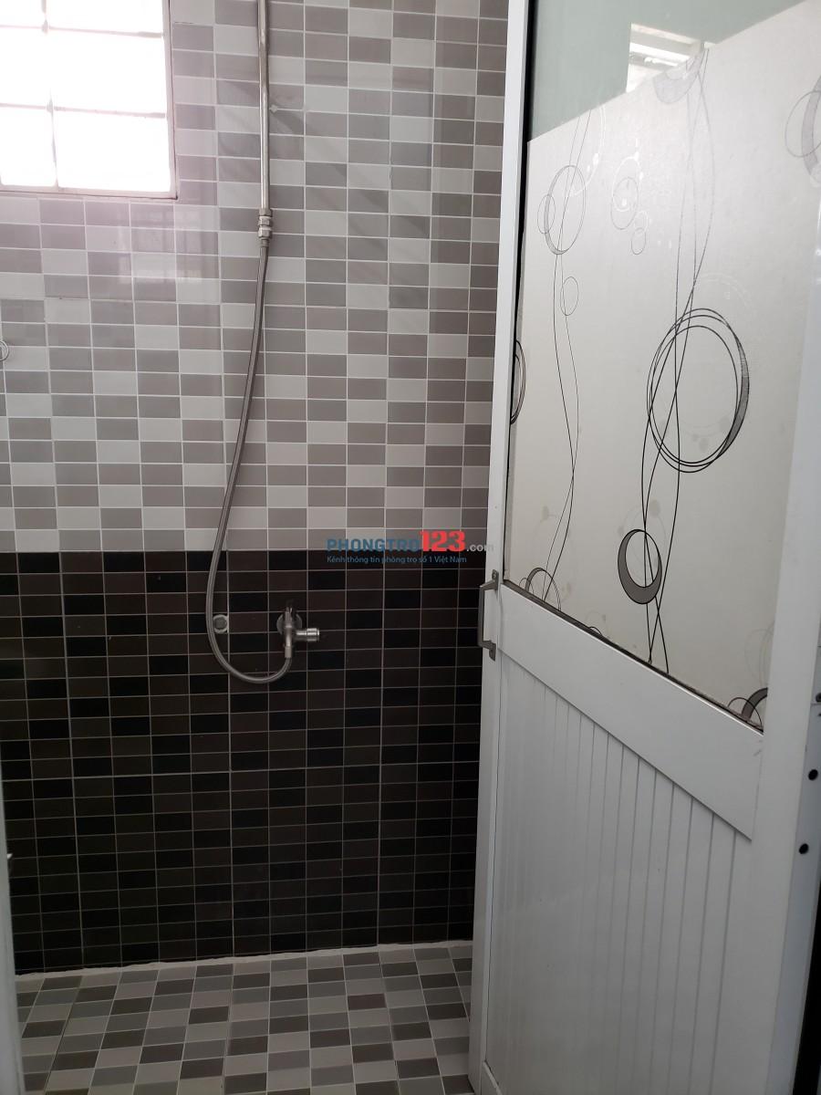 Phòng trọ mới sạch, mát nhà vệ sinh riêng
