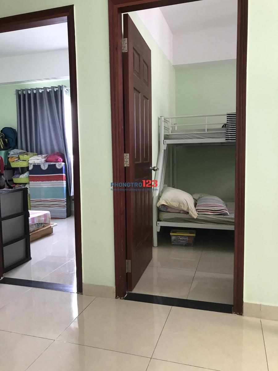 Cần 02 nữ sinh viên ở ghép căn hộ cao cấp (share 01 phòng)