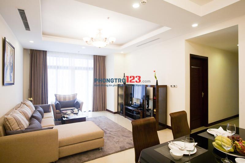 Cho thuê ngắn hạn căn hộ cao cấp view biển 2 phòng ngủ Harmony Tower Phạm Văn Đồng giá rẻ
