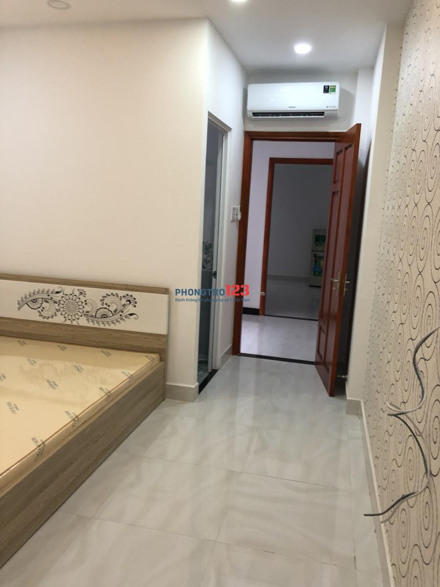 Phòng mới xây full nội thất chính chủ bình thạnh ( giảm 50% tiền nhà tháng đầu