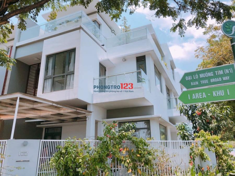 STUDIO cao cấp 30m2 full tiện nghi, Phố Đông Village cho thuê, CAO CẤP, giờ tự do