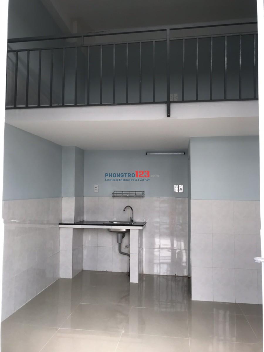 Phòng trọ mới xây, có gác lửng, sạch sẽ, khu an ninh, yên tĩnh tại đường 102 - Lã Xuân Oai, Quận 9