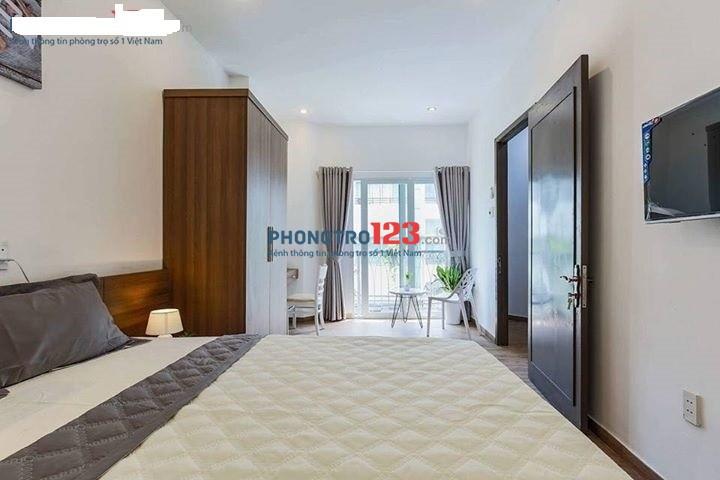 Phòng đẹp, đầy đủ tiện nghi, mới tinh gần Đường Số 8- GV, giá 4tr/th
