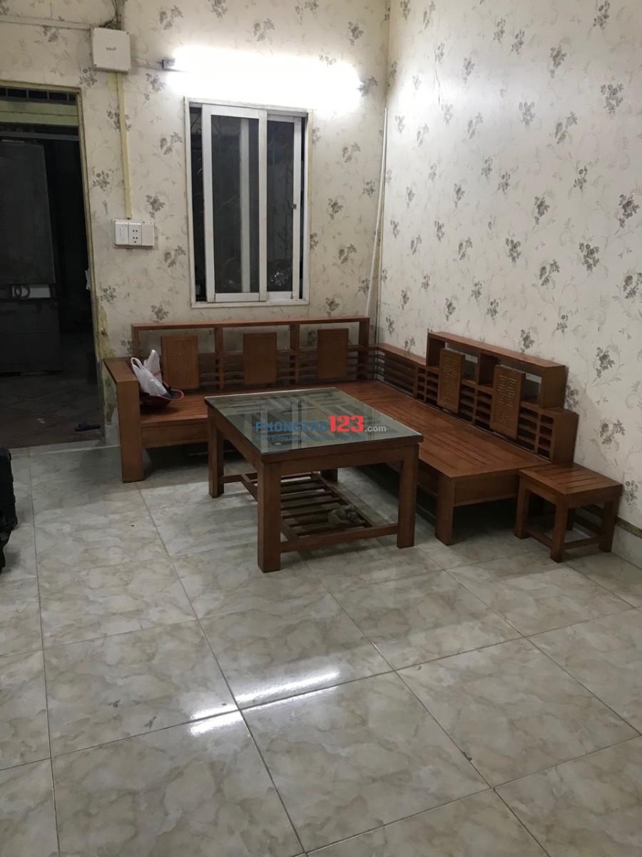 Chính chủ cho thuê nhà riêng gần ngã tư Tố Hữu, Vạn Phúc, 50m2, giá 4 triệu/tháng
