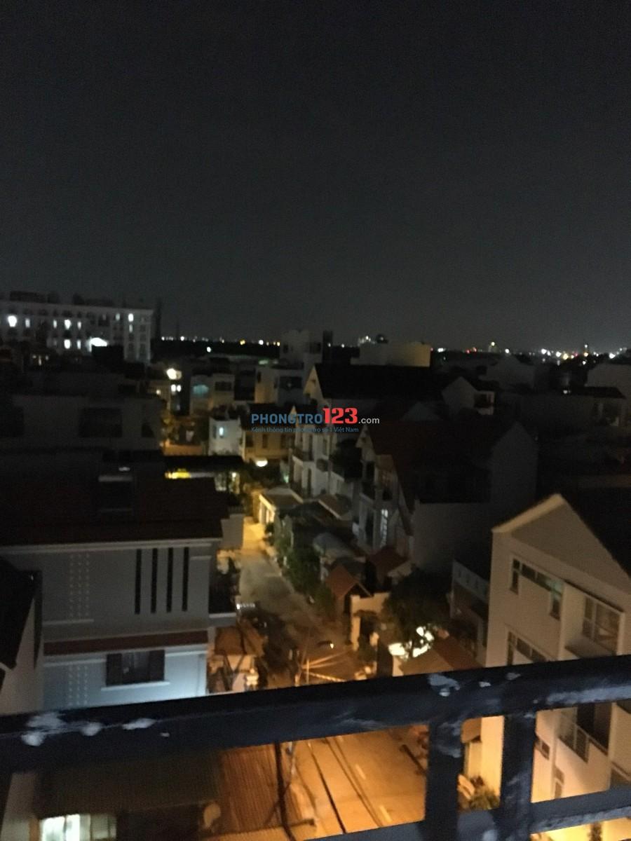 Tìm 1-2 nữ ở ghép trong tòa nhà cao cấp mới xây- Thảo Điền Area gần Masteri