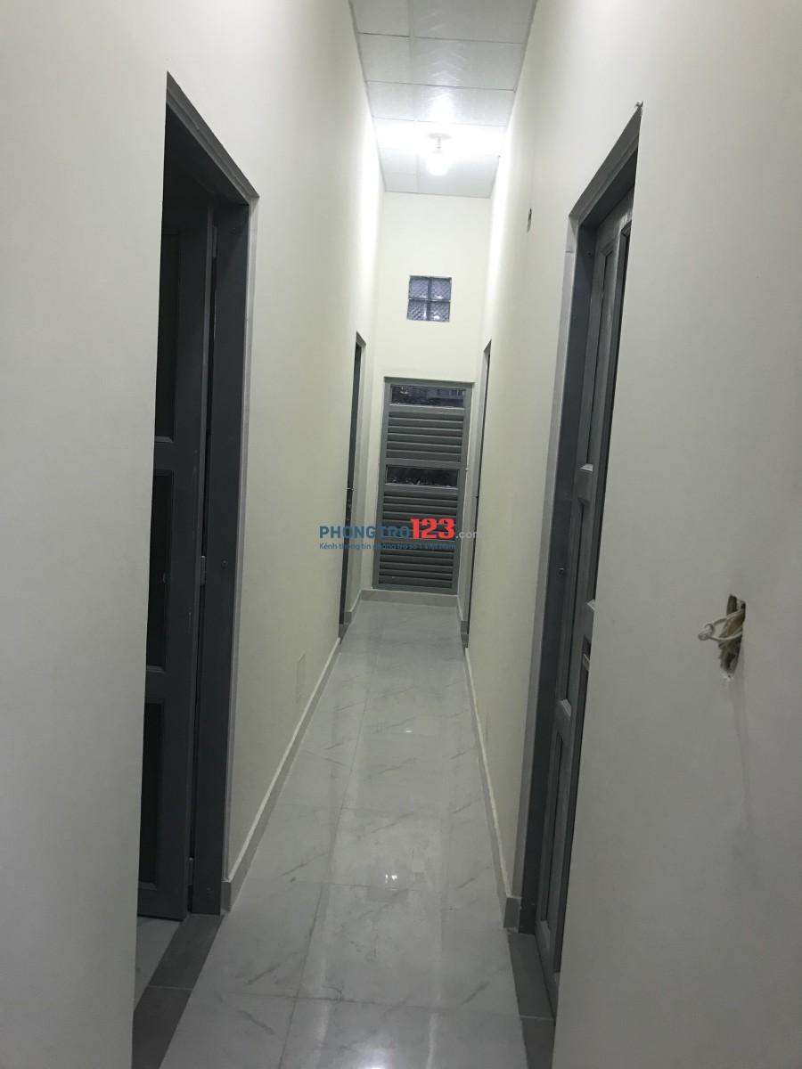 Phòng mới xây tiện ích thoáng mát có gác