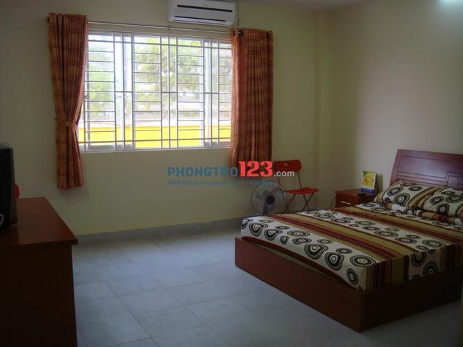 Cho thuê phòng diện tích từ 20-25m2 Q.1, Nguyễn Văn Cừ, giá rẻ