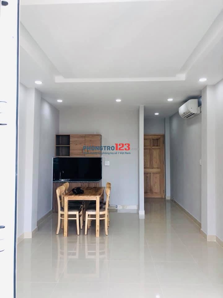 Cho thuê phòng trọ cao cấp full nội thất