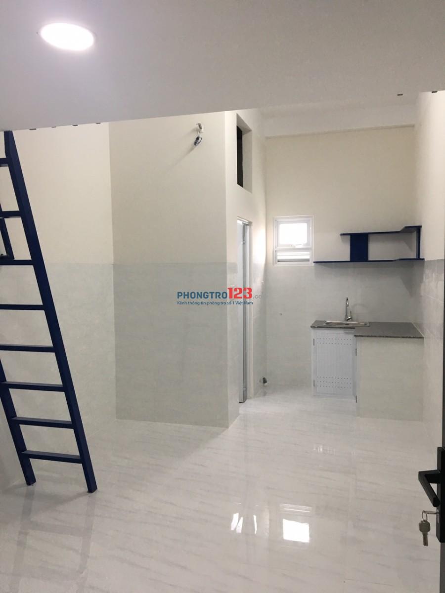 Cho thuê căn hộ mini mới xây ngay đường Dương Quảng Hàm, P.5, Gò Vấp