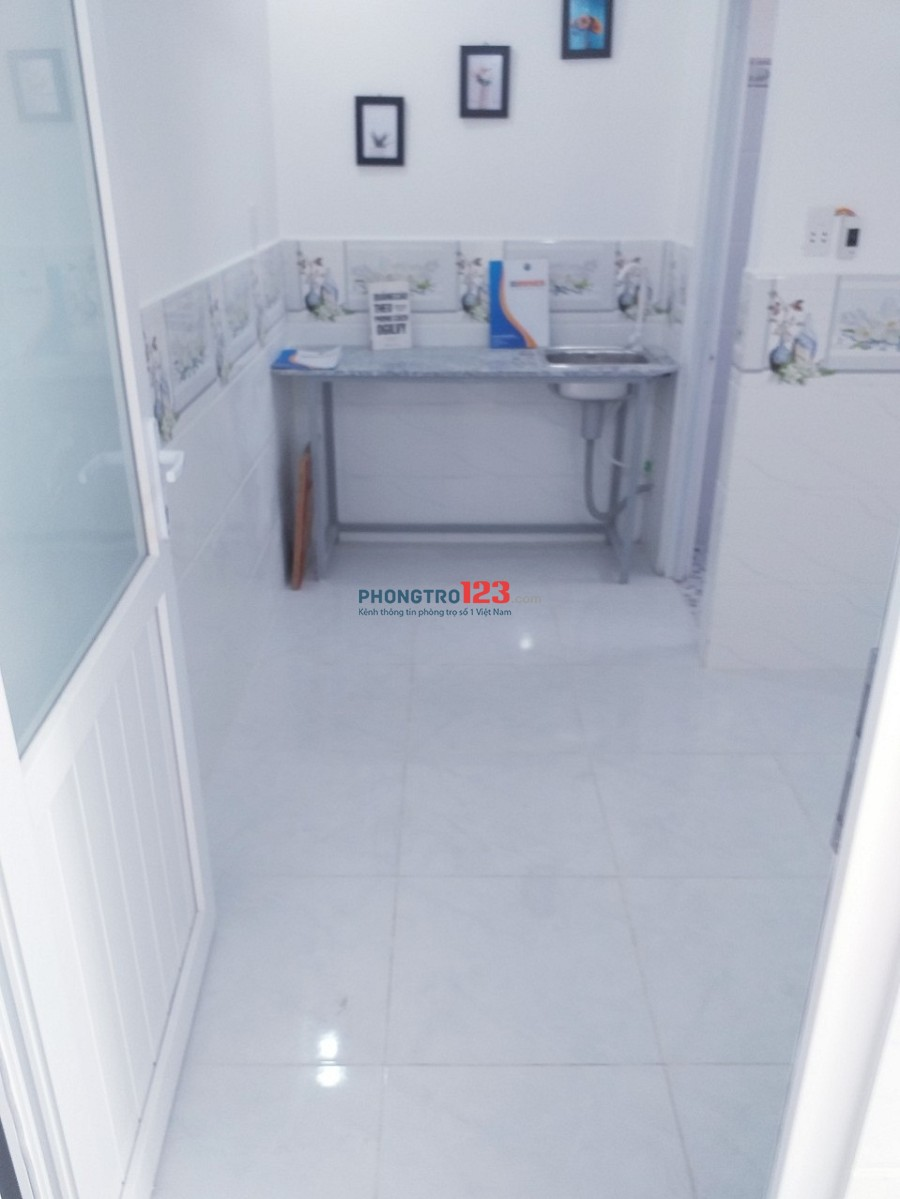 Cho thuê căn hộ mini hiện đại ở Nguyễn Oanh, phường 17, Gò Vấp