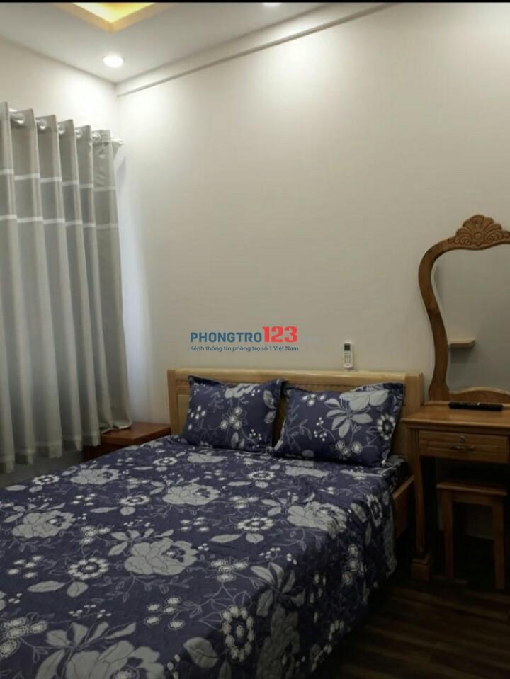 Cho thuê chung cư Botanica Novaland Phổ Quang 2 phòng ngủ có nội thất