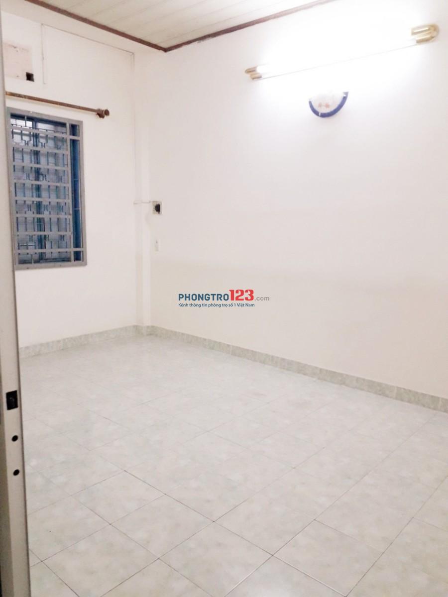 Cho thuê nhà HXT 174/3 Điện Biên Phủ - 4x18 1Lau, PKhach, Bếp, 3P2WC có MLanh 19,8tr
