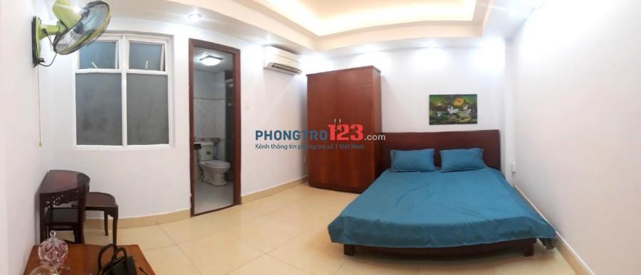 Cho thuê phòng trọ đẹp, full nội thất Bình Thạnh 22m2