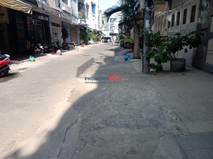 Cho thuê mặt bằng hxh gần chợ Hoàng Hoa Thám- Tân Bình