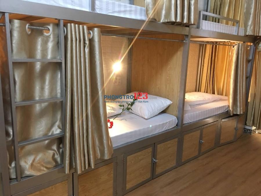 Phòng trọ giường tầng ký túc xá cao cấp