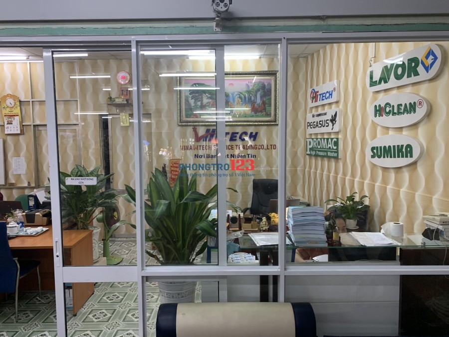 Cho thuê nhà nguyên mặt tiền đường Tô Ngọc Vân (7 x40m )