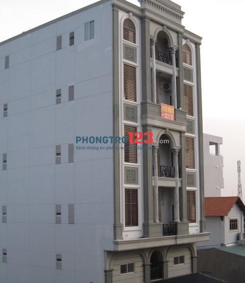 Nhà trọ cao cấp, văn phòng (view đẹp, an ninh, gần KĐT Phú Mỹ Hưng) Ở NGAY