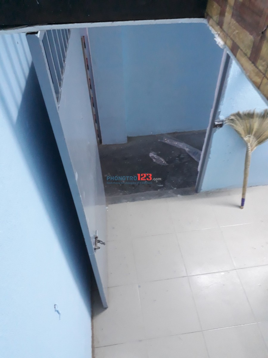 Phòng trọ còn trống 5 phòng tại ngã tư Bảy Hiền