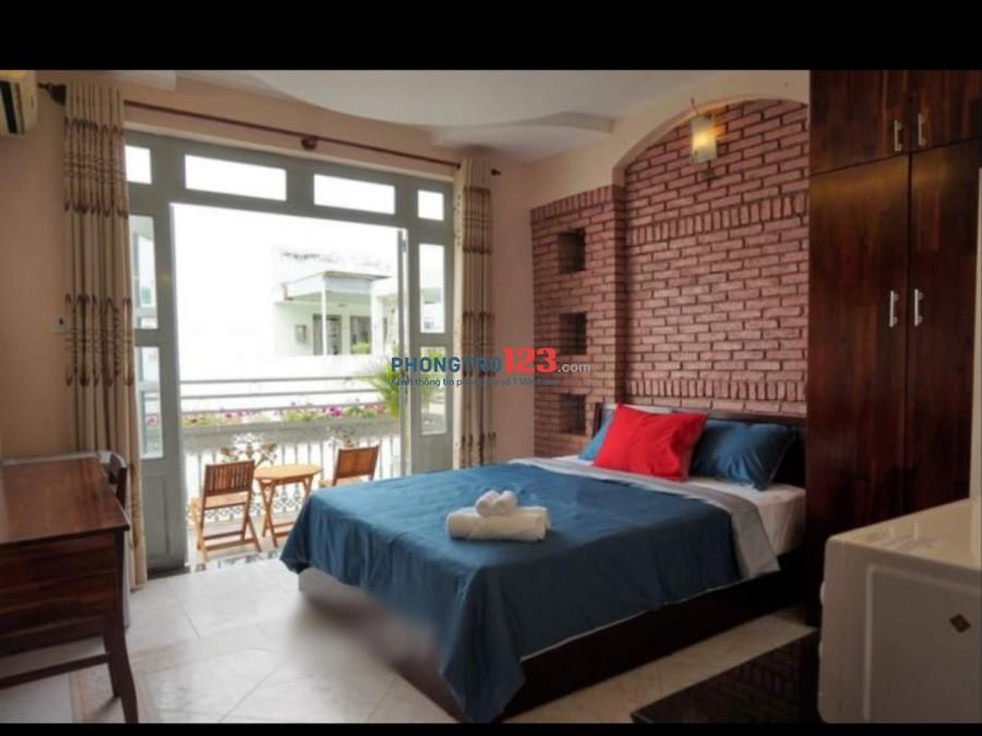 Cho thuê phòng cao cấp, full nội thất tại Huỳnh Tấn Phát, Q.7, giá từ 4,5tr