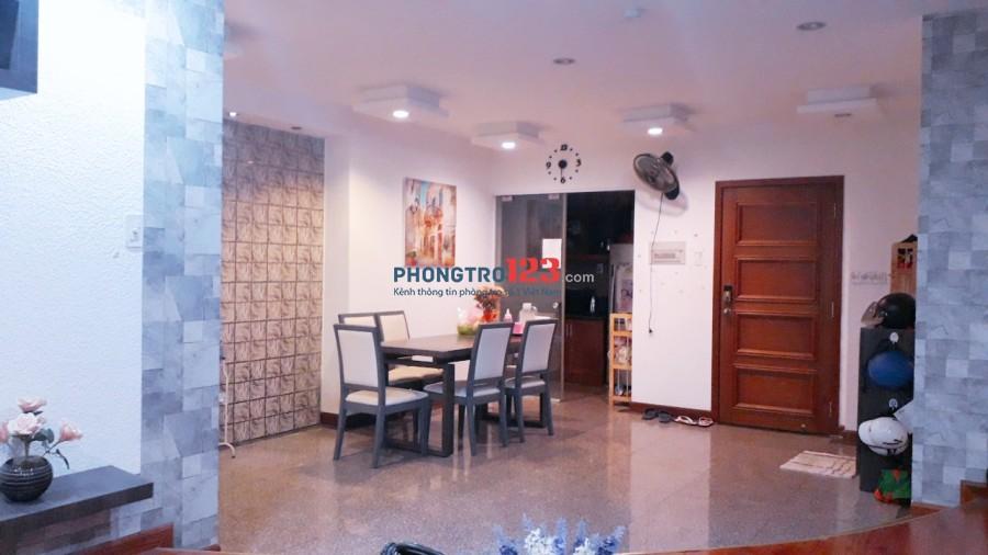 Cần một NVVP share phòng trong căn hộ Hoàng Anh Gia Lai 3