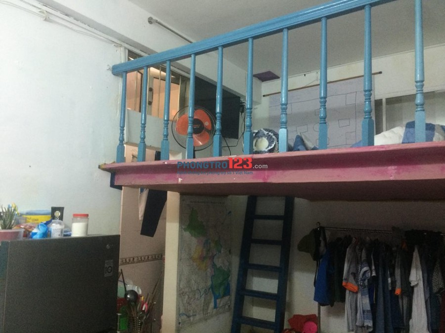 Cần gấp 1 nam ở ghép ngay Nguyễn Huệ