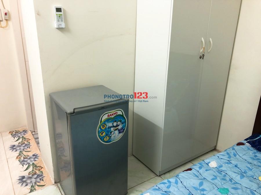 Cho thuê phòng full tiện ích sát Đường CMT8, Q.3, giá thuê 3,5tr/tháng. LH Mr Ngọc