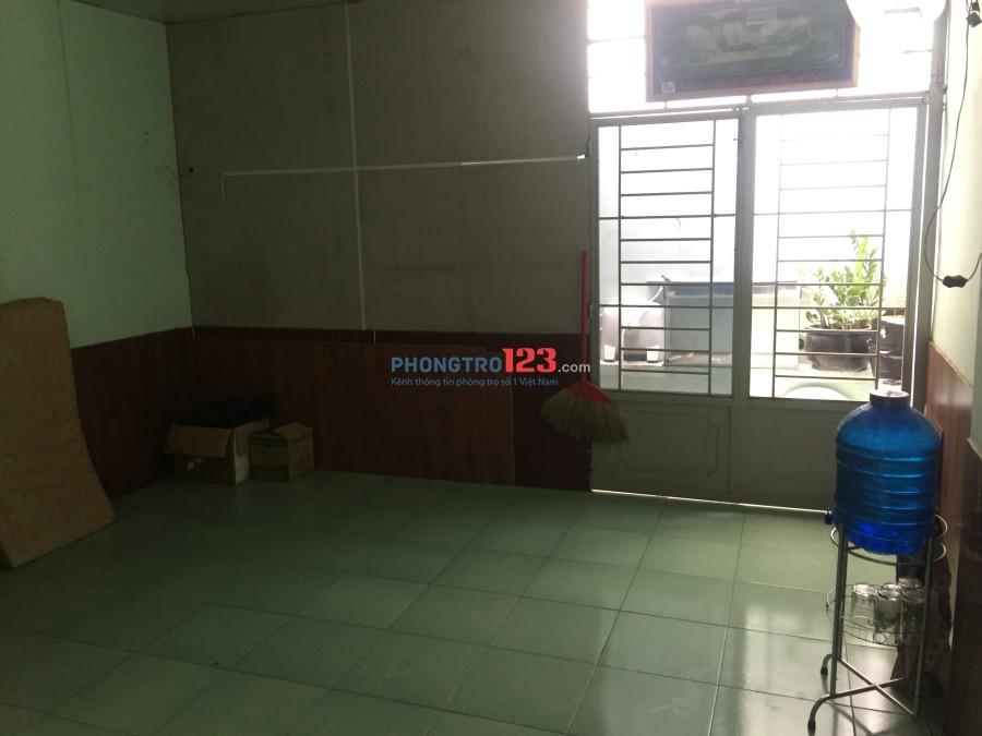 Cho thuê phòng quận Tân Bình, phòng thoáng mát