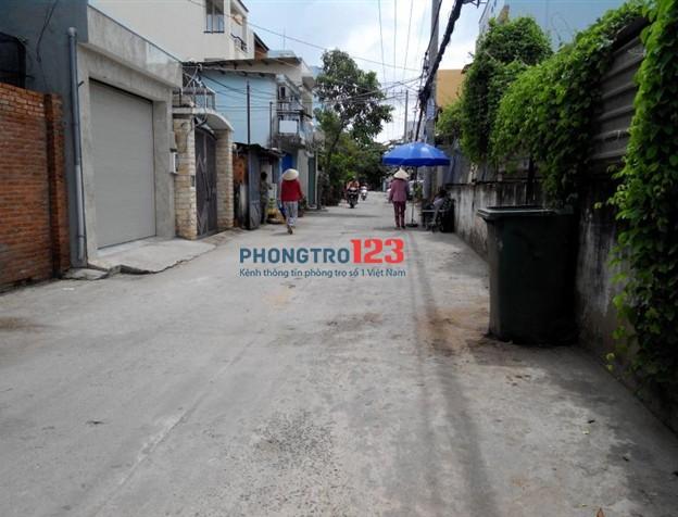 Cho thuê nhà nguyên căn đường Nguyễn Thị Định, Q.2