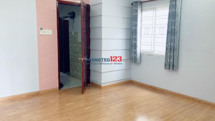Trống 1 phòng cho thuê đường Phan Xích Long, Q.Phú Nhuận